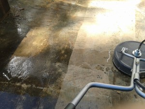 Commercial concrete cleaning gum removal pressure washing for Commercial concrete cleaner